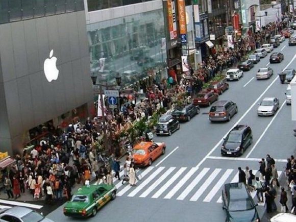 Apple's heightened popularity