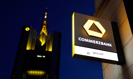 Commerzbank Restricted Party Compliance Fraud