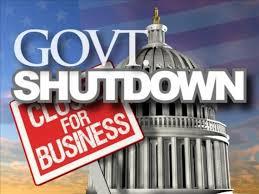 goverment shutdown and international trade