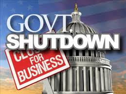 goverment shutdown and international trade