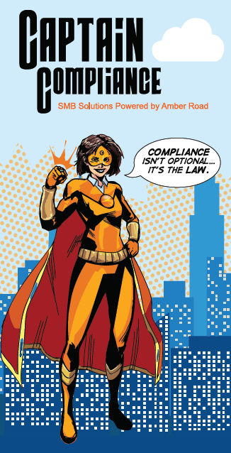 Captain Compliance SMB Solutions by Amber Road