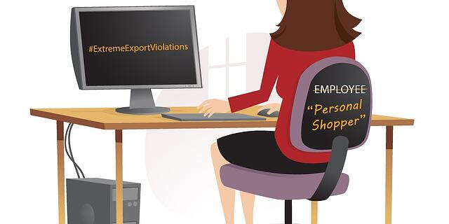 Export Compliance, Export Compliance Solutions, Export Compliance Program, Export Violations