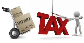 Import Tax Image