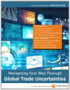 Amber Road Compliance Week Navigating Your Way Through Global Trade Uncertainties