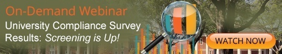 Amber Road's On-Deman Webiar: University Compliance Survey Results