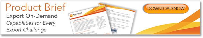 Export On-Demand Brochure