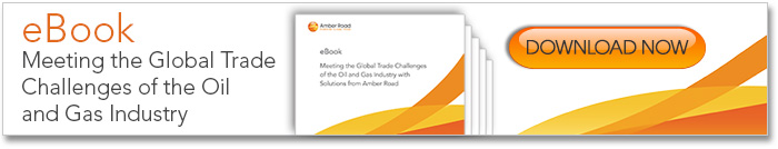 Global Trade Challenges of the Oil and Gas Industry
