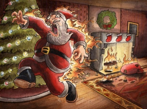 product testing - santa on fire.jpg